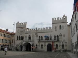 Praetorian Palace - City Hall today