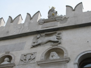Praetorian Palace facade