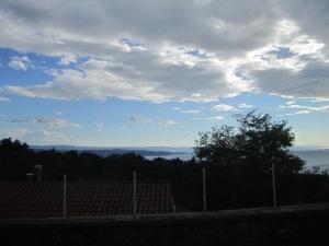 View from Tram di Opcina