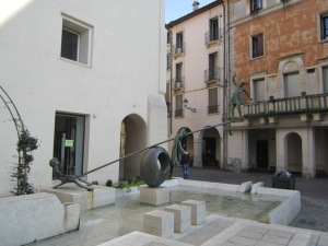 Fountain Vicenza
