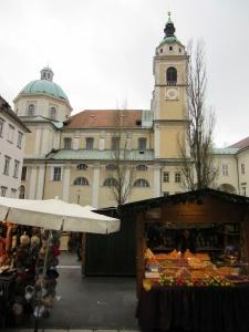 Duomo St Nicholas and Market