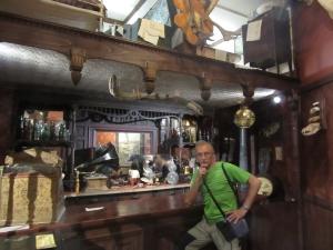 Klondike Sallon McBride Museum Whitehorse