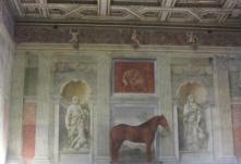 Camera dei Cavalli Palazzo Te