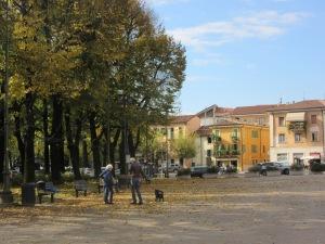 Piazza San Zeno Verona