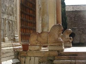 Lions of San Zeno Verona