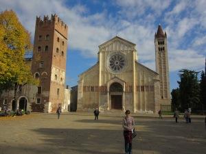 Basilica San Zeno Verona